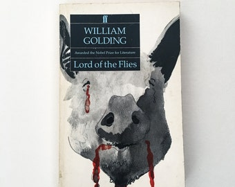 Lord Of The Flies / William Golding / 1989 / 38th Impression / Vintage and Collectable