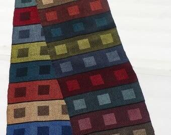 Tencel Handwoven Scarf for Men or Women