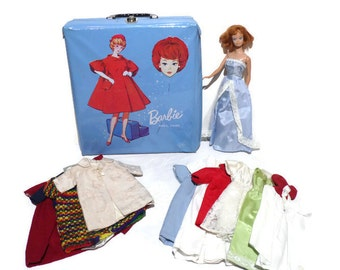 Midge, Dolls, Vintage Dolls, Barbie Case, Doll Case, Midge Doll, Barbie Doll, Vintage Barbie, Barbie Doll Case, Barbie Clothes Handmade
