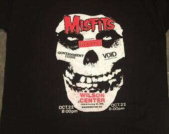 Misfits Necros Flyer T-Shirt