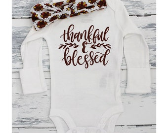 Thanksgiving Outfit, Thanksgiving Bodysuit, Thanksgiving Baby, Halloween Outfit, First Thanksgiving, Pumpkin Bodysuit,Pumpkin Baby,Halloween
