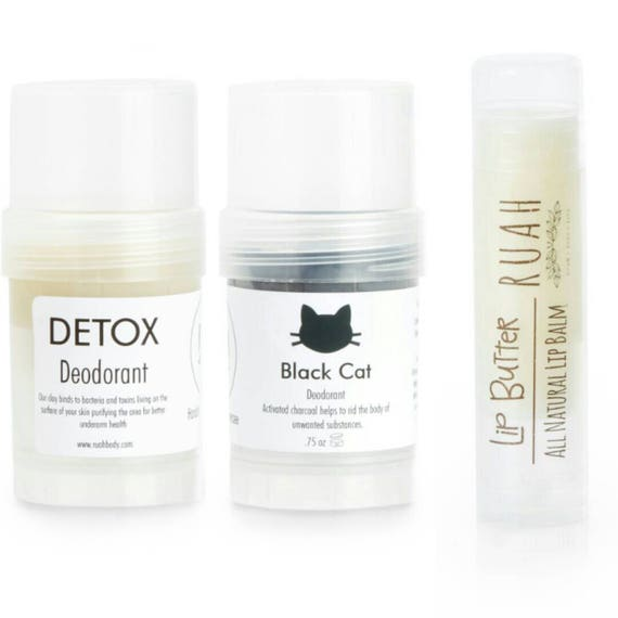 Black Cat, Detox, Lip Butter