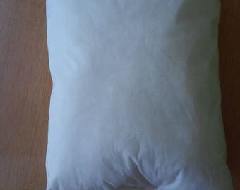 "16"" X 12"" Pillow Form for Toddler Pillowcases  / Toddler Pillow"