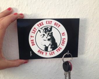 Key board - cats vs cops