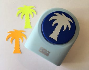 Palm Tree Punch by Marvy, Larger Size, Crafts and Scrapbooking, Destash
