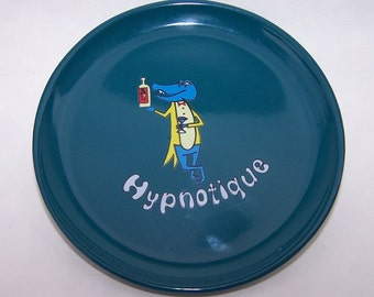 Retro Hypnotique Gator Mid Century Catch-All Dish