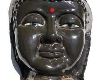 Buddha Head No. 1