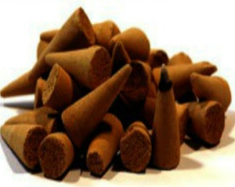 INCENSE CONES - Various Scents & Quantities