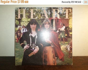 Save 30% Today Vintage 1977 Vinyl LP Record Heart Little Queen Very Good Condition 9956