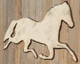 Horse Wooden Sign Trotting Horse Weathervane Horse Weather Vane Horse Horse Sign Kentucky Derby Horse Racing Equestrian Equestrian sign