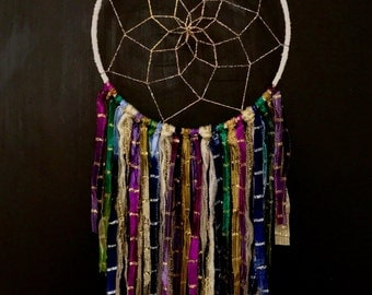 Colors of the Wind Dreamcatcher