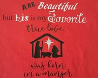 Christmas Love Shirt
