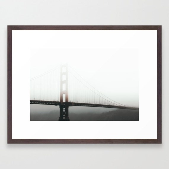 Golden Gate Bridge Art