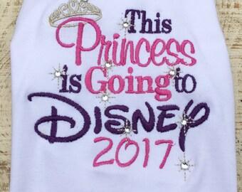 Going to Disney Shirt - Disney Princess Shirt - Vacation Shirt