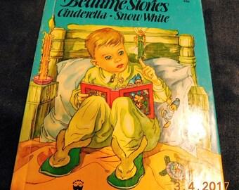Bedtime Stories Cinderella & Snow White by Eleanor Graham