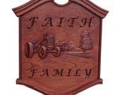 Faith Sign, Family Sign, ...