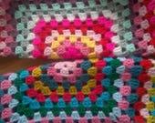 2 crochet seats