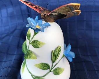 Bell Butterfly - Franklin Mint