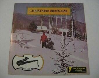Jerry Tuttle - Christmas Brass-Sax - Circa 1973
