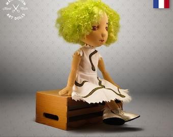 Art doll - Nina