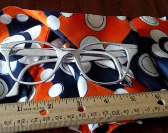 Original J Hasday Aluminum Eye Glasses
