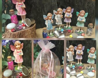 Set of 5 Fairy Birthday Party Favours