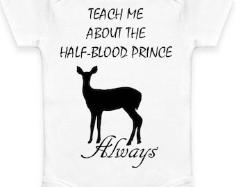 Harry Potter Half-Blood Prince- Baby Clothes
