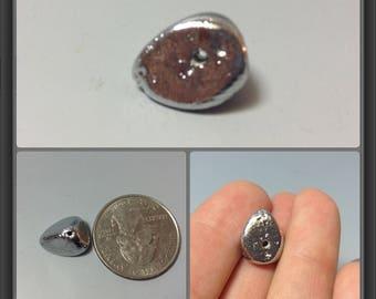 Muonionalusta Meteorite bead
