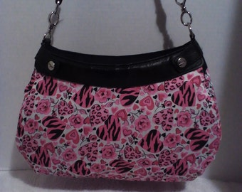 Zebra Valentine Suite Skirt ONLY for New Thirty-One Suite Purse