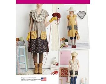 Sewing Pattern: Simplicity 1080 by Dottie Angel