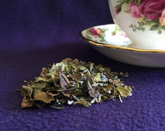 Organic Herbal Lavender and White Peony* Tea Bags