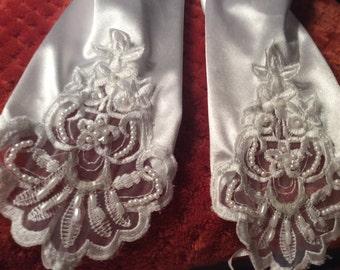 BRIDAL Fingerless Gloves
