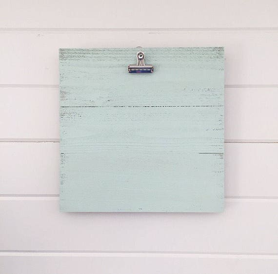 "14""x14"" Clipboard Art - Clipboard Frame ~ Kids Art Display"