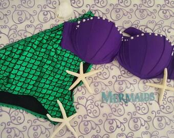 Mermaid bikini.....