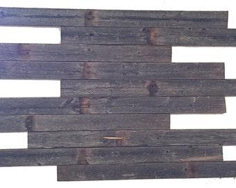 Weathered Boards, Bundled