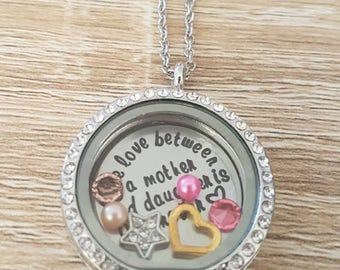 Mothers Love Memory Lockets
