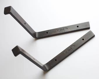 Industrial Style Shelf Brackets (various sizes)