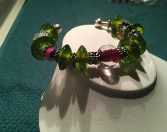 Envious lover bracelet
