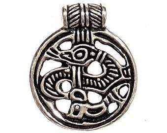Viking charm from Björkö - [0 Birka-Beast/G1 C-6]