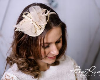 Headband Fascinator royal has bridal Hat bridal hair jewelry wedding wedding bridal has Z5