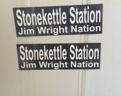 Stonekettle Station Magnets