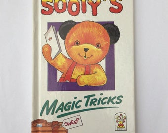 Sooty's Magic Tricks Book 1989