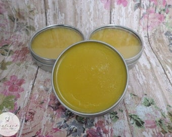 Soothing Menthol Foot Balm -Natural Foot Balm -Natural Lotion-Foot Lotion-Essential Oils- Menthol Crystals