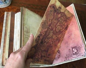 Handmade Book of Secrets