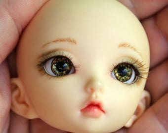 NEW! Hand-painted eyes 12 mm for BJD Dolls / realistic eyes for dolls / BJD Acrylic eyes