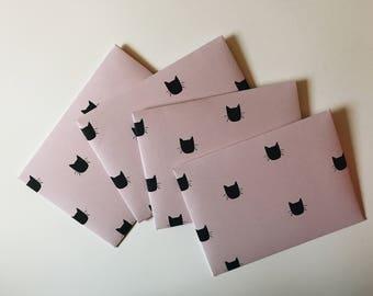 Cat's Meow Envelopes