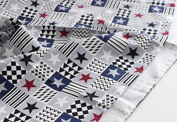 Modern pattern s cotton oxford fabric colors