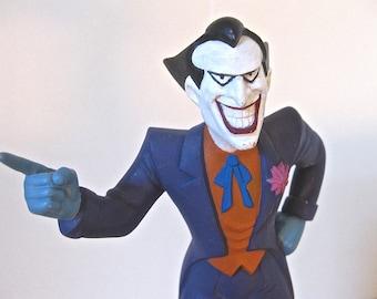 DC Comics Anaimated Joker/Hand Painted Prototype