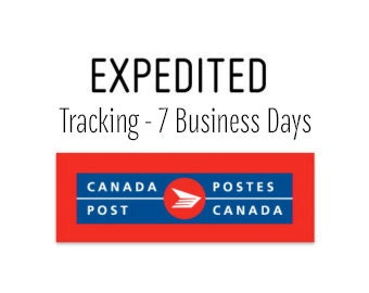 UPGRADED Shipping - Includes Tracking