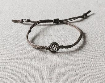 Om bracelet / yoga bracelet / yoga / om